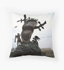 Dali__2 Throw Pillow