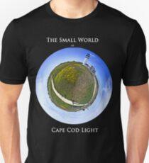 The Small World of Cape Cod Light Unisex T-Shirt