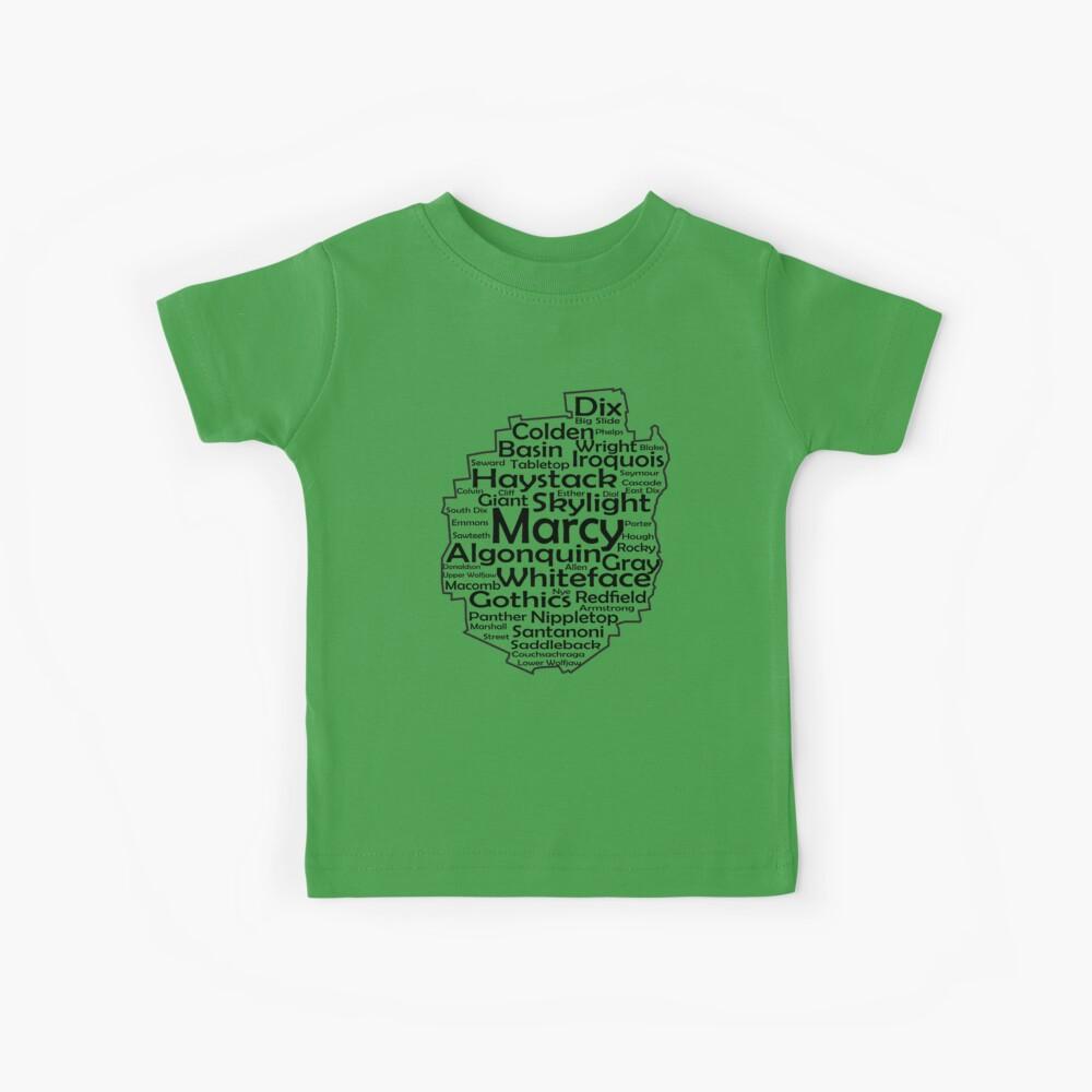 Adirondack 46 High Peak Region Kinder T-Shirt