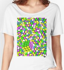 Rubix Women's Relaxed Fit T-Shirt