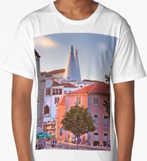 sintra sunset Long T-Shirt