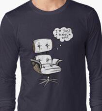 EAMES Knock-Off Long Sleeve T-Shirt