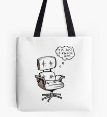 EAMES Knock-Off Tote Bag