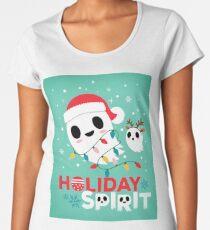 Holiday Spirit - Humor Women's Premium T-Shirt