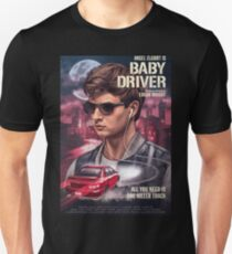 Baby Driver Art Unisex T-Shirt