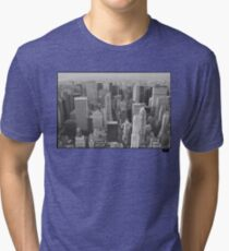 New York Tri-blend T-Shirt