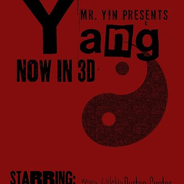 Mr. Yin Presents: Yang v2 by Britisaur