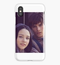 Behind the Scenes of Romeo and Juliet 1968 iPhone Case/Skin
