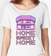 Pokemon home sweet home Women's Relaxed Fit T-Shirt