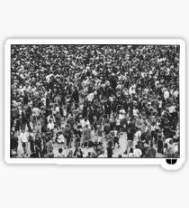 Concert People Sticker