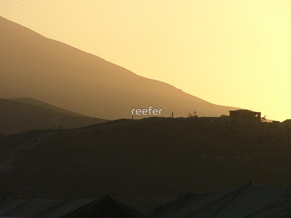 Kabul Sunrise by reefer