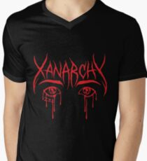 Lil Xan Anarchy red T-Shirt