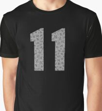 Eleven #6.2 Graphic T-Shirt