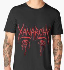 Lil Xan Anarchy red Men's Premium T-Shirt