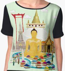 Bangkok Chiffon Top