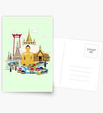 Bangkok Postcards