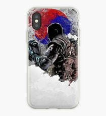 Vigil Operator iPhone Case