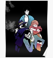 Lupin's Crew Poster