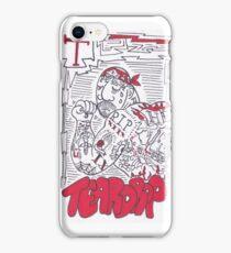 T is for Teardrop iPhone Case/Skin