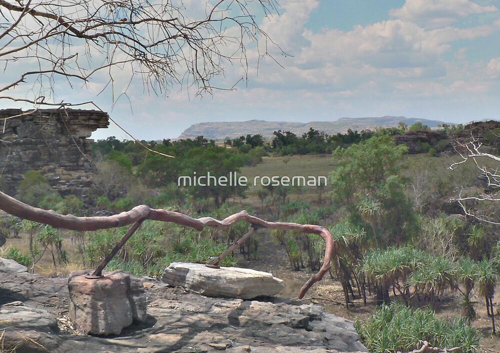 Kakdu dreaming by michelle roseman
