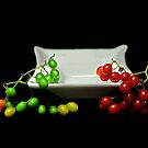 Colorful Berries by jerry  alcantara