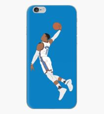 Russell Westbrook Dunk iPhone Case