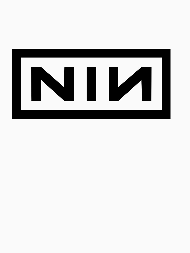 Nine Inch Nails Logo Trent Reznor\