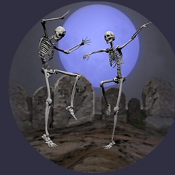 Dancing Skeletons by fotokatt