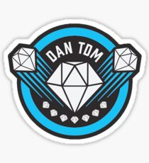 DanTDM!!! Best! Sticker