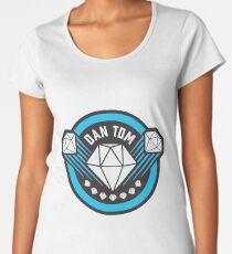 DanTDM!!! Best! Women's Premium T-Shirt
