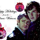 Happy Holidays 2 by Cecilia G.F.