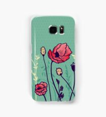 Summer Field Samsung Galaxy Case/Skin