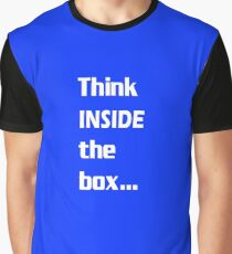 Think INSIDE the box #2 Graphic T-Shirt