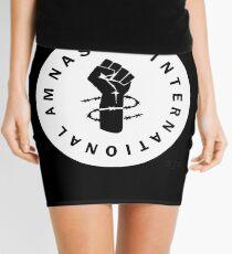 AM NASTY INTERNATIONAL - WHITE Mini Skirt