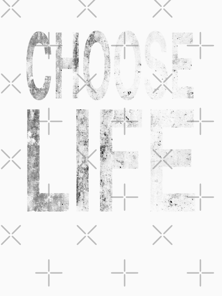 Choose life   Wham   Quote by koovox