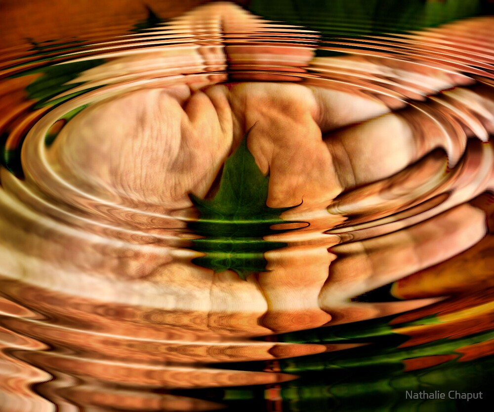 In The Palm Of Your Hand!  2 by Nathalie Chaput