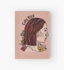 Lady Bird Hardcover Journal