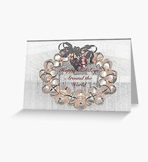 Card - Happy Holiday Around the World Greeting Card