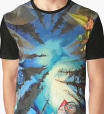 The Sistine Chapel, Revisited Graphic T-Shirt