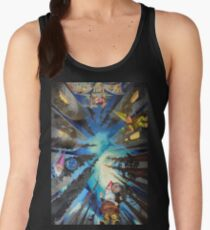 The Sistine Chapel, Revisited Women's Tank Top