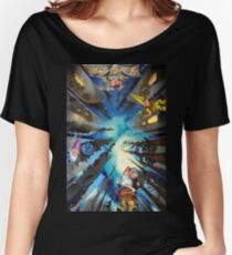 The Sistine Chapel, Revisited Women's Relaxed Fit T-Shirt