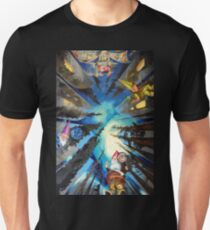 The Sistine Chapel, Revisited Unisex T-Shirt