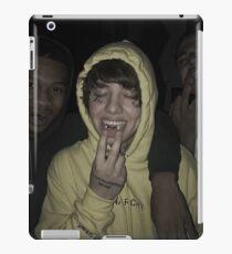 lil xan iPad Case/Skin