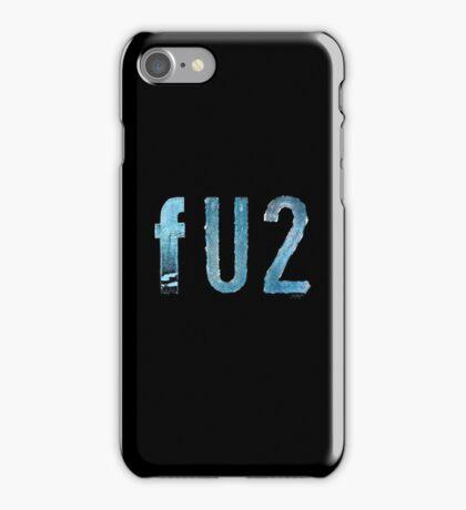 FU2 iPhone Case/Skin