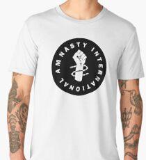AM NASTY INTERNATIONAL - BLACK Men's Premium T-Shirt