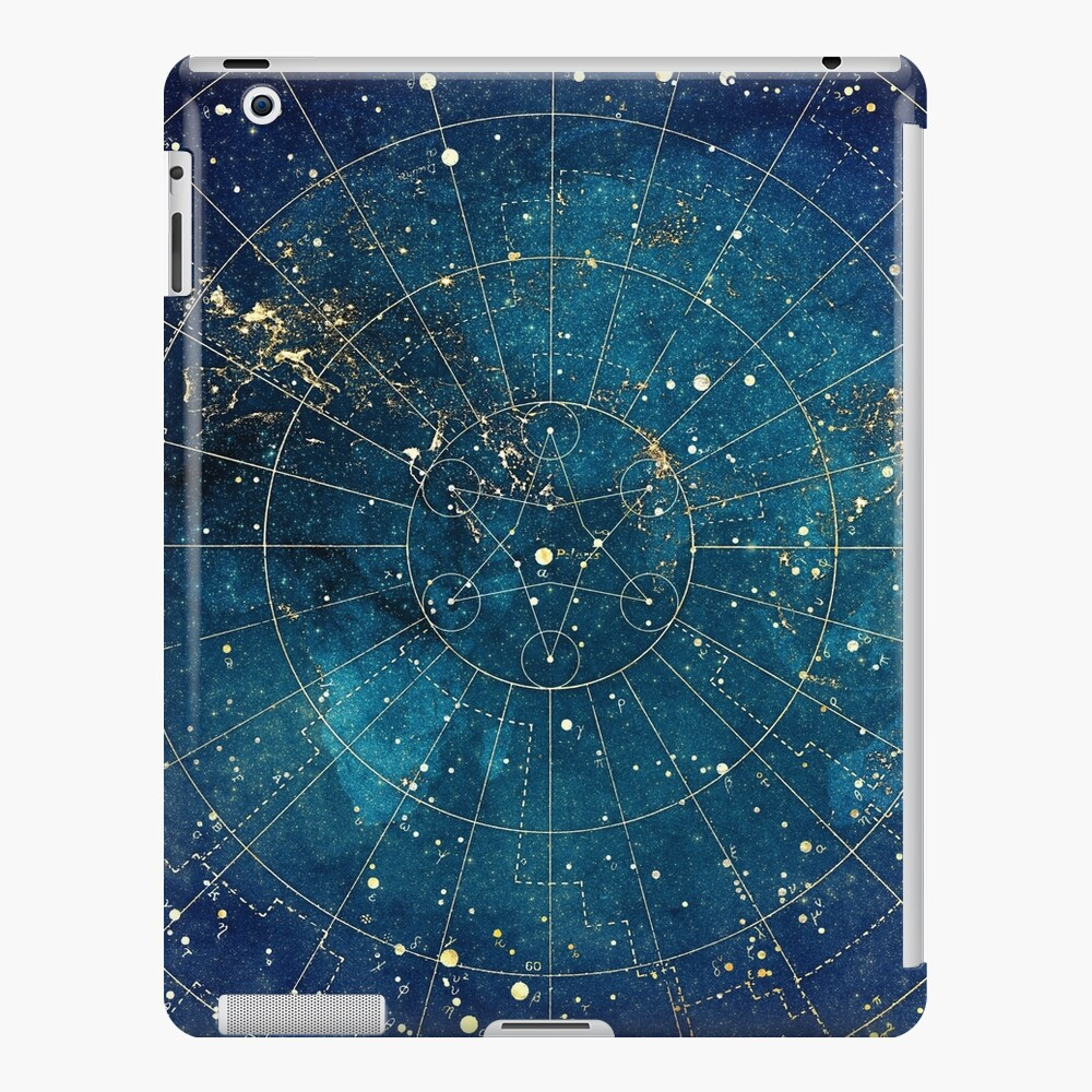 Star Map :: City Lights iPad Case & Skin