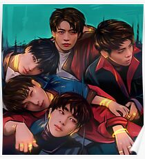5HINee Poster