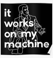 It Works On My Machine #2 Poster