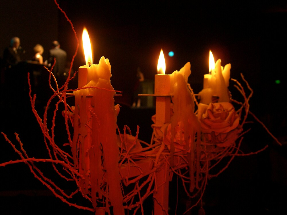 Candle Light by KayMaree