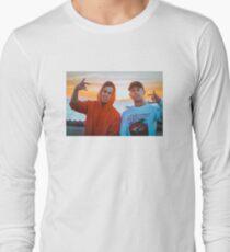 Cody Ko and Noel Miller Looking FRESH Long Sleeve T-Shirt